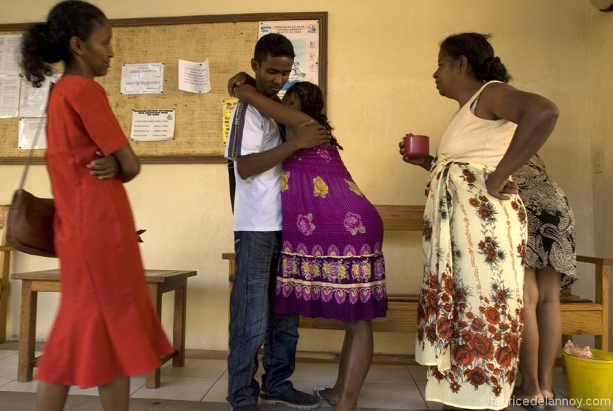 Natalité - Un reportage pour l'ONG JICA à l'hôpital universitaire de Majunga