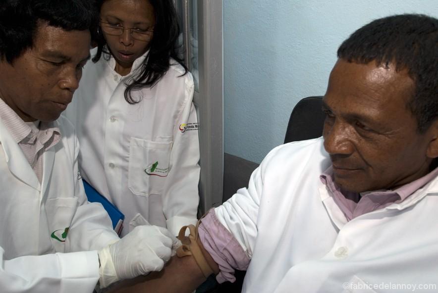 Reportage Prévention VIH à Madagascar de Fabrice Delannoy